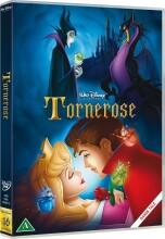 tornerose - disney - DVD