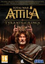 total war: attila - tyrants & kings - PC