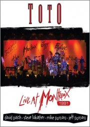 toto - live at montreux 1991 - DVD