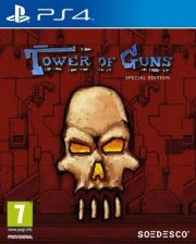 tower of guns - limited edition steelbook - PS4