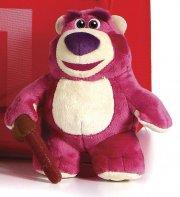 toy story - lotso - 20cm plush - Bamser