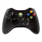 xbox 360 controller - trådløs - sort - Konsoller Og Tilbehør