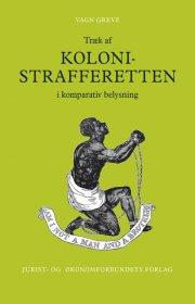 træk af kolonistrafferetten - bog