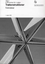 trækonstruktioner, forbindelser - bog