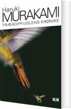 trækopfuglens krønike - bog