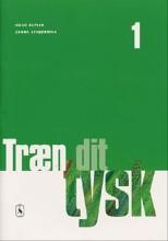 træn dit tysk 1 - bog