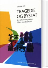 tragedie og bystat - bog