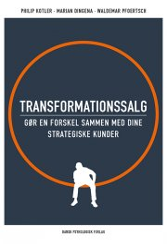 transformationssalg - bog