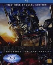 transformers 2 - de faldnes hævn - Blu-Ray