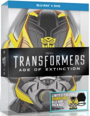 transformers 4 - age of extinction - bumblebee head - Blu-Ray