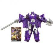 transformers - combiner wars - cyclonus - Figurer