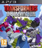 transformers devastation - PS3