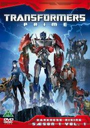 transformers prime - sæson 1 - vol. 1 - darkness rising - DVD