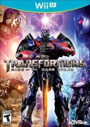 transformers: rise of the dark spark - wii u