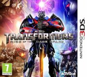 transformers: rise of the dark spark - nintendo 3ds