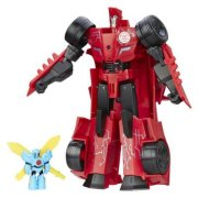 transformers - robots in disguise - power surge sideswipe (b7068) - Figurer