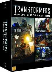 transformers boks - transformers 1-4 - DVD