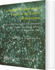 transport amphorae and trade in the eastern mediterranean - bog