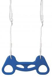 trapez gynge udendørs - blå - Udendørs Leg