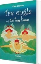 tre engle og en tung krabat - bog