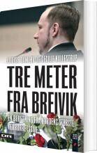 tre meter fra breivik - bog