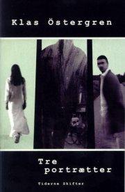 tre portrætter - bog