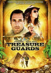 treasure guards - DVD