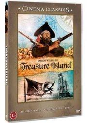 treasure island - DVD