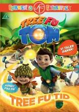 tree fu tom 4 - tree fu tid - DVD