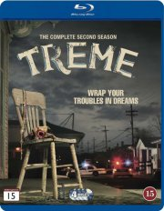 treme - sæson 2 - hbo - Blu-Ray