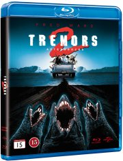 tremors 2: aftershock - Blu-Ray