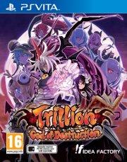 trillion: god of destruction - ps vita