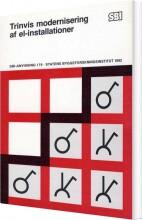 trinvis modernisering af el-installationer - bog