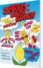 trip trap træsko. sproglegebogen - bog