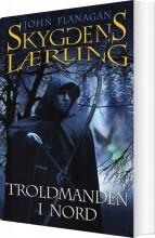 skyggens lærling 5 - troldmanden i nord - bog