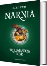 narnia 1 - troldmandens nevø - bog