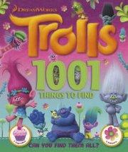 trolls - 1001 ting at finde - bog
