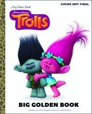 trolls store gyldne filmbog - bog