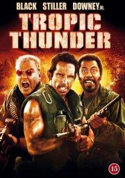 tropic thunder - DVD