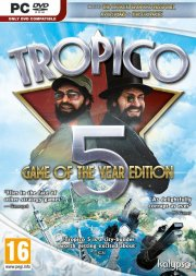 tropico 5 - game of the year edition - PC