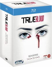 true blood - sæson 1-5 - Blu-Ray