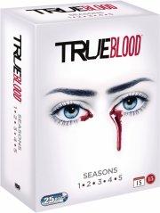 true blood - sæson 1-5 - DVD