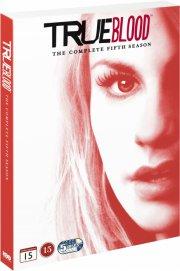 true blood - sæson 5 - DVD