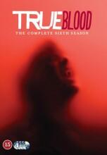true blood - sæson 6 - DVD