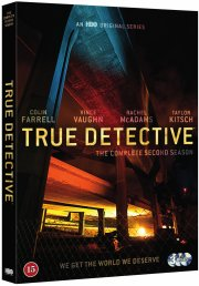 true detective - sæson 2 - hbo - DVD
