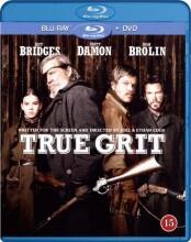 true grit - 2010  - BLU-RAY+DVD