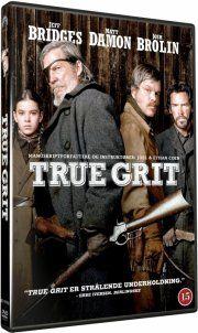 true grit - 2010 - DVD