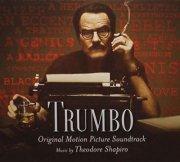soundtrack - trumbo - cd