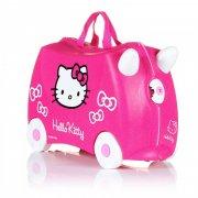 trunki kuffert - hello kitty børnekuffert - Babyudstyr