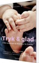 tryk og glad - bog